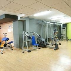 Отель Nubahotel Coma-ruga фитнесс-зал фото 4