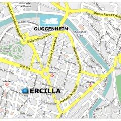 Hotel Ercilla городской автобус