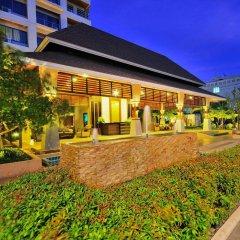Отель Mida Airport Бангкок