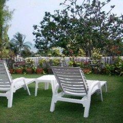 Отель Momchailai Beach Retreat пляж фото 2