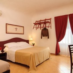 Hotel Cardinal Of Florence комната для гостей фото 3