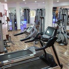 Отель Seaclub Mediterranean Resort фитнесс-зал