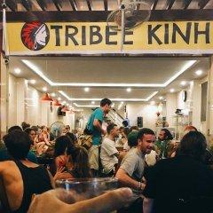 Tribee Kinh Hostel интерьер отеля фото 3