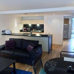 Отель Tolbooth Apartments Великобритания, Глазго - отзывы, цены и фото номеров - забронировать отель Tolbooth Apartments онлайн комната для гостей фото 4