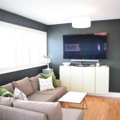 Отель 1 Bedroom Flat With Roof Terrace In Fulham Великобритания, Лондон - отзывы, цены и фото номеров - забронировать отель 1 Bedroom Flat With Roof Terrace In Fulham онлайн комната для гостей фото 4