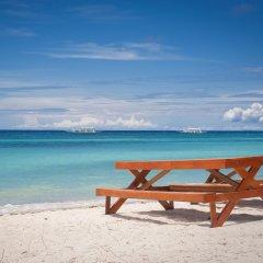 Отель Bohol Beach Club Resort пляж фото 2