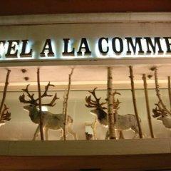 Отель A La Commedia Венеция с домашними животными