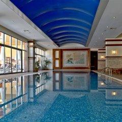 Отель Side Star Park Сиде бассейн