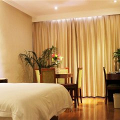 GreenTree Alliance Nantong West Renmin Road Coach Station Hotel спа