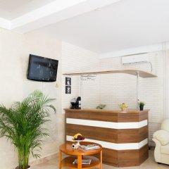 Гостиница Радужный интерьер отеля фото 4