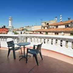 Отель MADRISOL Мадрид балкон