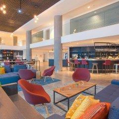 Hotel Campanile Casablanca Centre Ville интерьер отеля