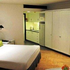 Отель President Park - Ebony Towers - unit 11A Таиланд, Бангкок - отзывы, цены и фото номеров - забронировать отель President Park - Ebony Towers - unit 11A онлайн фото 4