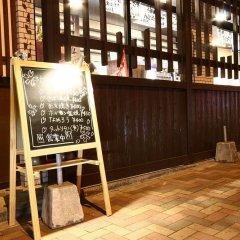 Отель Khaosan Fukuoka Annex Хаката помещение для мероприятий