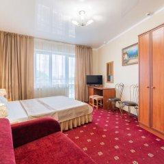 Гостиница Плаза в Анапе 13 отзывов об отеле, цены и фото номеров - забронировать гостиницу Плаза онлайн Анапа комната для гостей фото 3