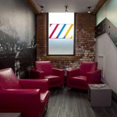 Отель ROOMZZZ Манчестер интерьер отеля фото 3