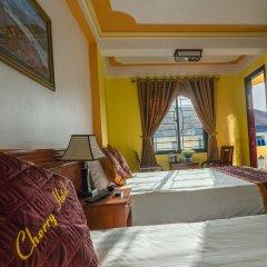 Cherry Sapa Hotel комната для гостей фото 5