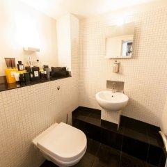 Отель Modern and Spacious Chic Flat in Knightsbridge Лондон ванная фото 2
