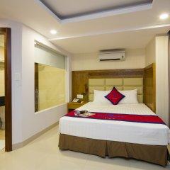 Отель Sun City Hotel Вьетнам, Нячанг - 4 отзыва об отеле, цены и фото номеров - забронировать отель Sun City Hotel онлайн комната для гостей фото 5