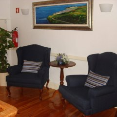 Hotel Quinta da Serra интерьер отеля