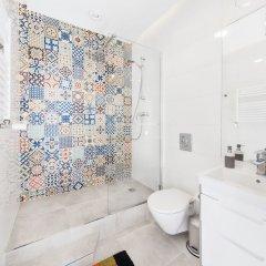 Отель Six Suites Польша, Гданьск - отзывы, цены и фото номеров - забронировать отель Six Suites онлайн ванная