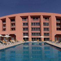 Отель Mogador Express GUELIZ бассейн