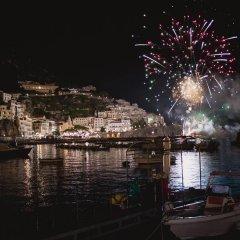 Отель Amalfi Hotel Италия, Амальфи - 1 отзыв об отеле, цены и фото номеров - забронировать отель Amalfi Hotel онлайн приотельная территория