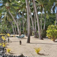 Отель Wananavu Beach Resort парковка
