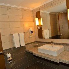 Side Prenses Resort Hotel & Spa Турция, Анталья - 3 отзыва об отеле, цены и фото номеров - забронировать отель Side Prenses Resort Hotel & Spa онлайн ванная
