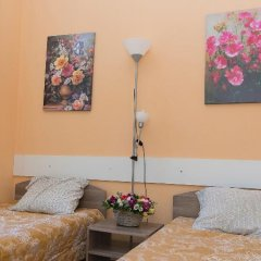 Мини-Отель Идеал Стандартный номер с 2 отдельными кроватями фото 15