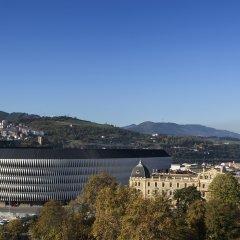 Отель Ilunion Hotel Bilbao Испания, Бильбао - 2 отзыва об отеле, цены и фото номеров - забронировать отель Ilunion Hotel Bilbao онлайн пляж фото 2