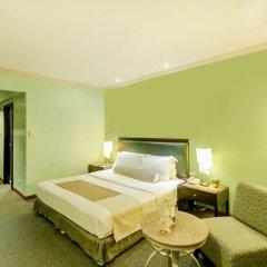 Makati Palace Hotel комната для гостей фото 2