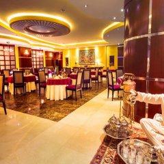Отель Idou Anfa Hotel Марокко, Касабланка - отзывы, цены и фото номеров - забронировать отель Idou Anfa Hotel онлайн питание фото 2