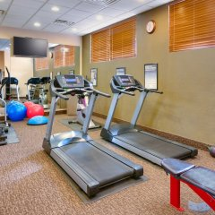 Holiday Inn Hotel & Suites Salt Lake City-Airport West фитнесс-зал фото 4