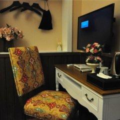 Отель Flower Yard Inn Xiamen Gulangyu Anhai Garden Branch Китай, Сямынь - отзывы, цены и фото номеров - забронировать отель Flower Yard Inn Xiamen Gulangyu Anhai Garden Branch онлайн интерьер отеля фото 3
