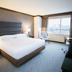 Отель Hilton Minneapolis/Bloomington США, Блумингтон - отзывы, цены и фото номеров - забронировать отель Hilton Minneapolis/Bloomington онлайн комната для гостей фото 5