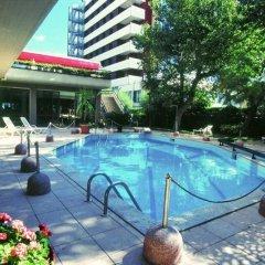 Grand Hotel Adriatico бассейн фото 2