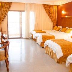 Отель Alanbat Hotel Иордания, Вади-Муса - отзывы, цены и фото номеров - забронировать отель Alanbat Hotel онлайн комната для гостей фото 3
