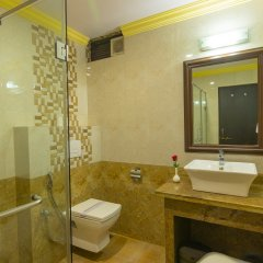 Отель Resort Terra Paraiso Индия, Гоа - отзывы, цены и фото номеров - забронировать отель Resort Terra Paraiso онлайн ванная фото 2