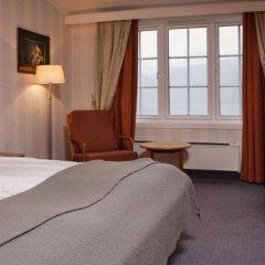 Quality Hotel Vøringfoss сейф в номере