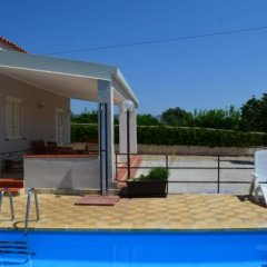 Отель Villa With 2 Bedrooms in Floridia, With Private Pool, Enclosed Garden and Wifi - 12 km From the Beach Флорида фото 13