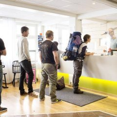 Отель Backpackers Goteborg фото 2