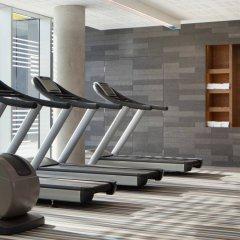 Отель Aloft London Excel Великобритания, Лондон - отзывы, цены и фото номеров - забронировать отель Aloft London Excel онлайн фитнесс-зал фото 2