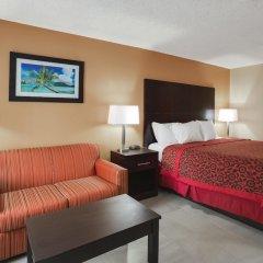 Отель Days Inn by Wyndham Sarasota Bay комната для гостей фото 4