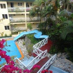 Отель Suva Motor Inn Фиджи, Вити-Леву - отзывы, цены и фото номеров - забронировать отель Suva Motor Inn онлайн бассейн фото 3