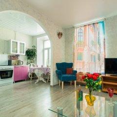 Апартаменты Venice Apartments Москва комната для гостей фото 2