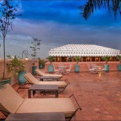 Отель Riad & Spa Bahia Salam Марокко, Марракеш - отзывы, цены и фото номеров - забронировать отель Riad & Spa Bahia Salam онлайн бассейн фото 3