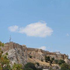 Отель Nefeli Hotel Греция, Афины - отзывы, цены и фото номеров - забронировать отель Nefeli Hotel онлайн балкон