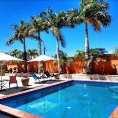 Отель Cactus Inn Los Cabos Мексика, Эль-Бедито - отзывы, цены и фото номеров - забронировать отель Cactus Inn Los Cabos онлайн бассейн