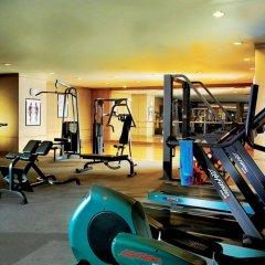 Отель Bliston Suwan Park View фитнесс-зал фото 2